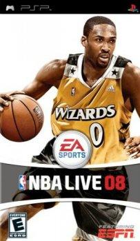 [PSP] NBA Live 08 [2007, Sport]