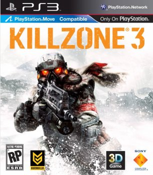 Killzone 3 (2011) [PS Move] [FULL][RUS][RUSSOUND][L] [Cobra, 3Key, E3 ODE]