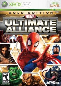 Marvel Ultimate Alliance Gold Edition (2006) [Region Free][ENG][L]
