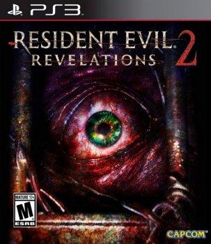 Resident Evil: Revelations 2 (2015) [USA][RUS][ENG][L]