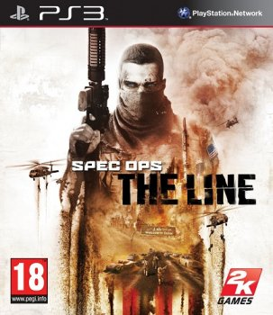 Spec Ops: The Line (2012) [FULL][RUS][P] [3.55][4.11] (обновлено 10.12.12)
