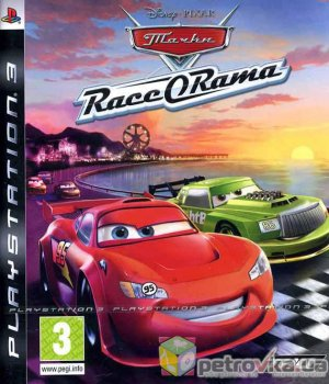 Cars Race-O-Rama (2008) [FULL][ENG][L]