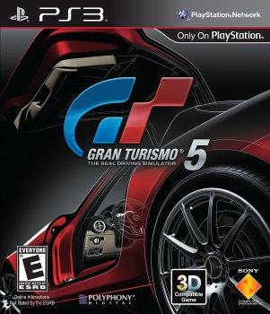 Gran Turismo 5 (2010) [FULL][RUSSOUND][L]