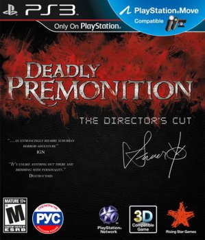 Deadly Premonition: The Director's Cut (2013) [+DLC][EUR][RUS][P]