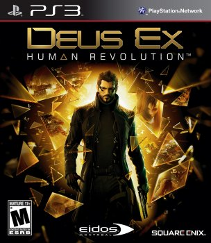 Deus Ex: Human Revolution + 3 DLC (2011) [FULL] [RUSSOUND] (3.41/3.55)