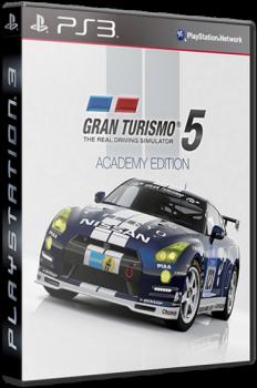 Gran Turismo 5: Academy Edition (2012) [EUR][RUS] [3.55 Kmeaw]