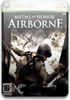 Medal of Honor: Airborne (2007) [PAL][RUS][P]