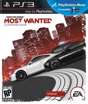 Need For Speed: Most Wanted + [DLC] [EUR/RUS] [MULTI9]