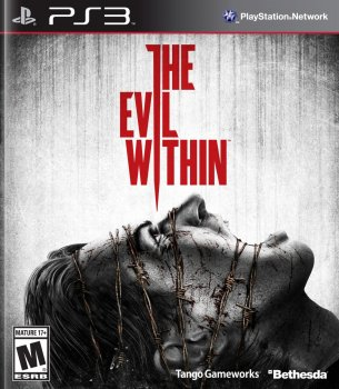 The Evil Within (2015) [FULL][RUS][v1.5][ALL DLC][RePack][4.21+]