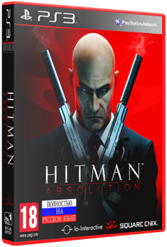 Hitman: Absolution (2012) [EUR][RUS][RUSSOUND][L] [3.55][4.30]