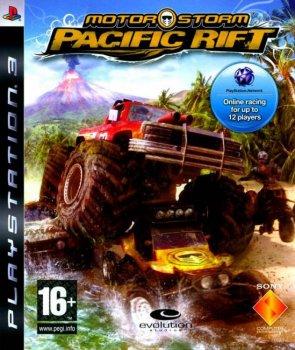 MotorStorm - Pacific Rift (2008) [FAT32][FULL][RUS][RUSSOUND][L]