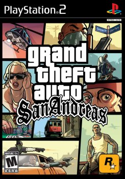 GTA / Grand Theft Auto: San Andreas (2004) [PAL] [RUS] [ENG]