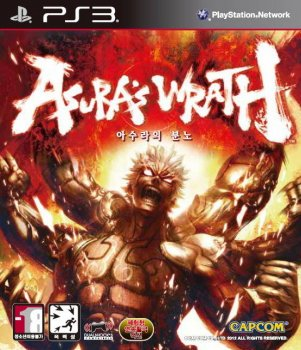 Asura's Wrath (+ALL DLC) (2012) [FULL] [USA][RUS] [L] [4.30+]