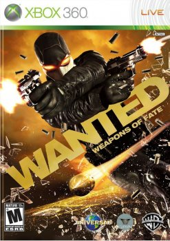 Wanted: Weapons of Fate (2009) [PAL, NTSC-U] [RUSSOUND] [P] (XGD2)