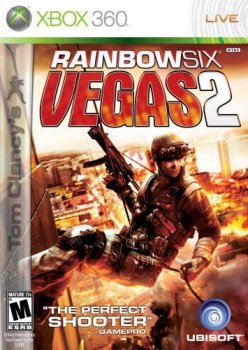 Tom Clancy's Rainbow Six: Vegas 2 (2008) [Region Free] [Rus] [P]