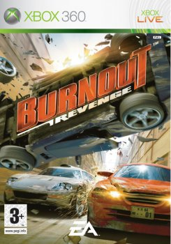 Burnout Revenge (2006) [PAL] [RUSSOUND] [P]