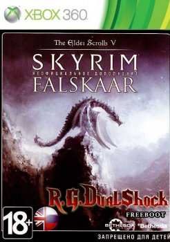 Skyrim Legendary Edition + Falskaar [RUSSOUND] (Релиз от R.G.DShock)