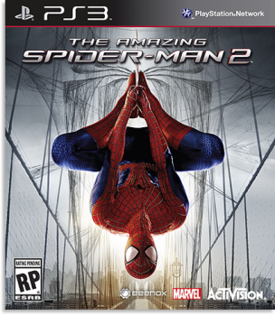 The Amazing Spider-Man 2 (2014) [EUR][RUS][L] [3.41][3.55][4.21+]
