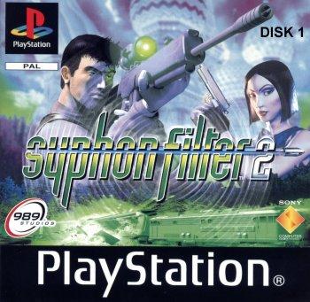 Syphon Filter 2 (2000) [PAL][RUS]
