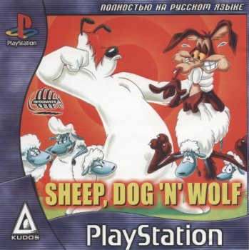 Sheep Dog 'n' Wolf (Looney Toons (Tunes) Sheep Raider) (2001) [SLES-02895][Kudos][RUS]