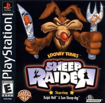 [PSX-PSP] Looney Tunes Sheep Raider