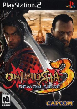 Onimusha 3: Demon Siege (2004) [PAL] [RUS] [ENG]