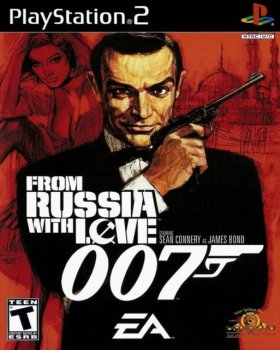 James Bond 007 - From Russia with Love (2005) [PAL][RUS]