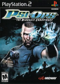 Psi-Ops: The Mindgate Conspiracy (2005) [NTSC] [RUS] [RUSSOUND]