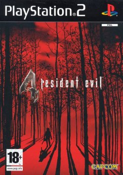 Resident Evil 4 (2005) [PAL][RUS][RUSSOUND]