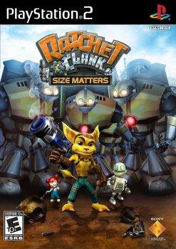 Ratchet & Clank: Size Matters (2008) [PAL][RUS]