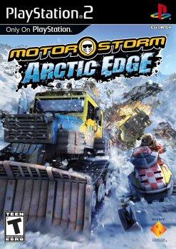 MotorStorm: Arctic Edge (2009) [PAL][RUS]