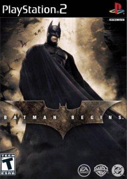 [PS2] Batman Begins [PAL|Multi7]
