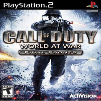 Call of Duty : World at War Final Fronts (2008) [NTSC][RUS]