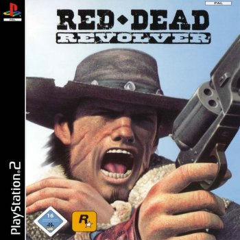 Red Dead Revolver (2004) [PAL][RUS]