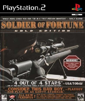 Soldier of Fortune: Gold Edition (2001) [PAL] [RUS]