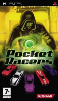 [PSP]Pocket Racers [ENG][2006, Racing]