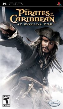 [PSP] Pirates of the Caribbean: At World's End [RUS] [2008, Action / 3D / 3rd Person]