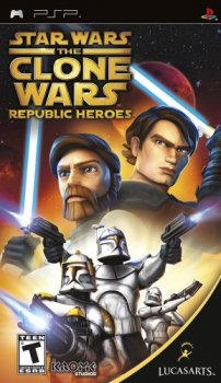 Star Wars The Clone Wars: Republic Heroes [2009, Action / 3D / 3rd Person]