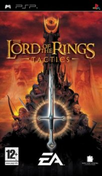 [PSP] The Lord of the Rings: Tactics [2006, RPG]