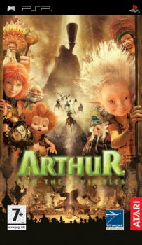 [PSP] Arthur and the Minimoys