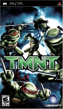 [PSP] Teenage Mutant Ninja Turtles