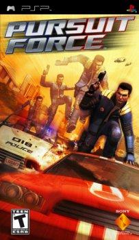 [PSP] Pursuit Force [2005, Racing]