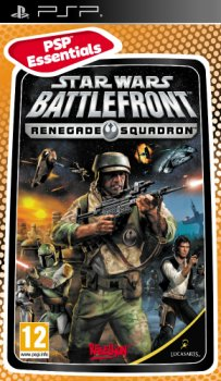 [PSP] Star Wars Battlefront: Renegade Squadron [2007, Action]