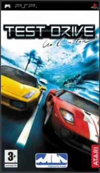 [PSP] Test Drive Unlimited [2007, Racing]