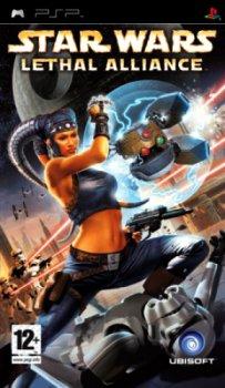 [PSP] Star Wars: Lethal Alliance [2006, Adventure]