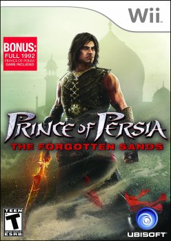 Prince of Persia: The Forgotten Sands (2010) [PAL] [ENG] [Scrubbed]