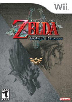 The Legend Of Zelda Twilight Princess (2006) [PAL] [RUS]