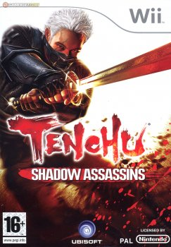 Tenchu Shadow Assassins (2009) [PAL] [ENG]