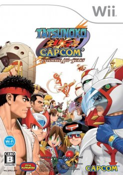Tatsunoko vs. Capcom Ultimate All-Stars (2010) [PAL][ENG]