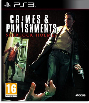Sherlock Holmes: Crimes & Punishments (2015) [FULL][RUS][P]